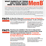 Pfizer and The Kimberly Coffey Foundation National Meningococcal Disease Awareness Survey Fact Sheet