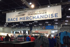 Official Skechers Performance race merchandise at the Chevron Houston Marathon and Aramco Houston Half Marathon. (Photo: Business Wire)