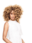 Pantene celebrates curly hair with Jillian Hervey of LION BABE. (Photo: Business Wire)