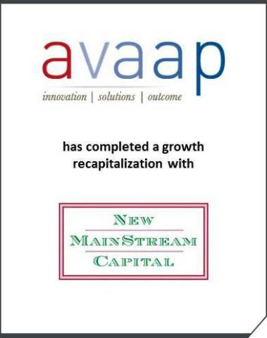 Intrepid acted as the financial advisor to Avaap USA Inc. (Graphic: Business Wire)