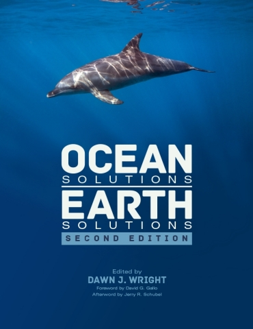 Esri publishes the second edition of Ocean Solutions, Earth Solutions, written by ocean and coastal  ...