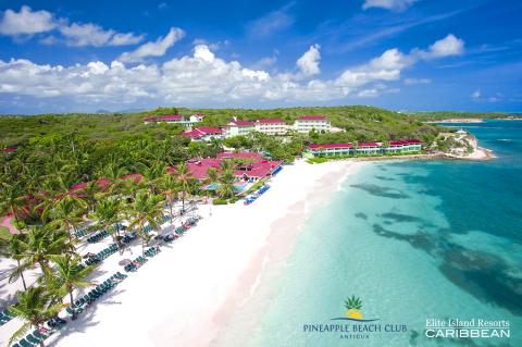Pineapple Beach Club Antigua - An Elite Island Resort (Photo: Business Wire)