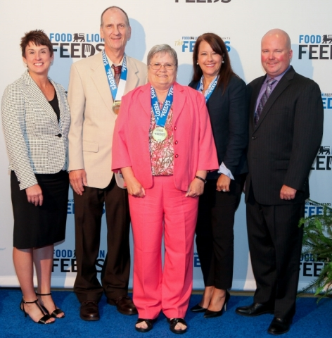 Food Lion Hosts First Annual The Feedys Awards To Honor Local Food