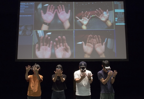"""Parallel Eyes"": Exploring Human Capability and Behaviors With Paralleled First-Person View Sharing © 2016 Shunichi Kasahara, Sony Computer Science Laboratories, Inc.; Mitsuhito Ando, Kiyoshi Suganuma; Yamaguchi Center for Arts and Media; Jun Rekimoto; Sony Computer Science Laboratories, Inc., The University of Tokyo"
