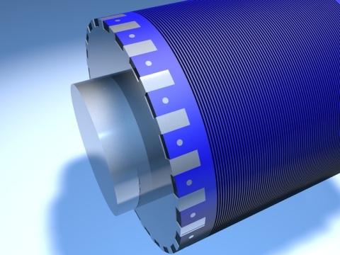Impulse Shoe Press Belt (Photo: Business Wire)