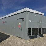 LG Chem batteries at the Village of Minster, Ohio, deliver key electric grid services for end users. (Photo: Business Wire)