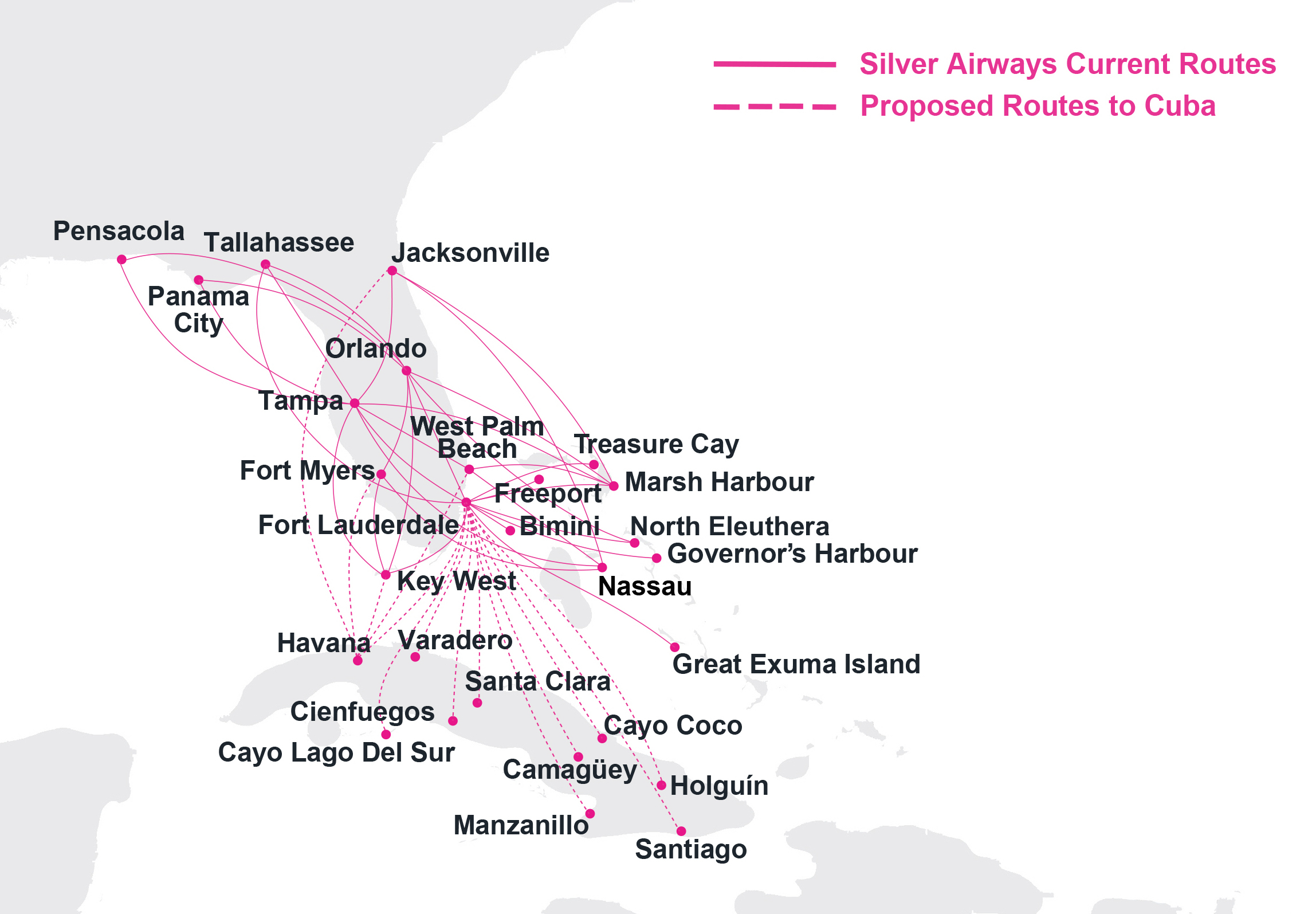 Silver Airways Wins Historic Approval for Flights to Cuba, including ...