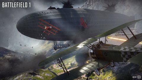 Battlefield 1 E3 Trailer Released
