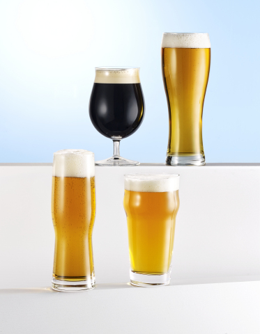 Celebrate Dads with gifts he'll love from select Macy's stores and macys.com; Lenox Tuscany 4 pc Beer Glass Set-$54 (Photo: Business Wire)