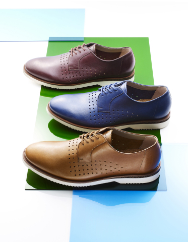 Celebrate Dads with gifts he'll love from select Macy's stores and macys.com; Clarks Tulik Edge-$120 (Photo: Business Wire)