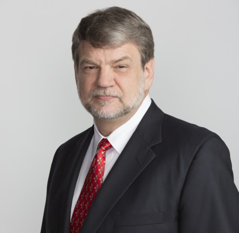 Richard A. Noll, HanesBrands chairman and CEO (Photo: Business Wire)