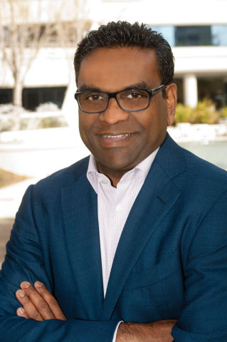 Diaz Nesamoney is founder and CEO of digital marketing platform leader Jivox (Photo: Business Wire)
