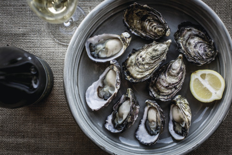 Australian oysters (Photo: Business Wire)