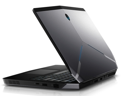 Alienware 13 - side (Photo: Business Wire)