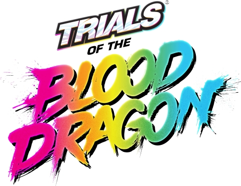 Trials of the Blood Dragon now available for download worldwide on Xbox One, PlayStation®4 computer entertainment system and Windows PC. (Graphic: Business Wire)