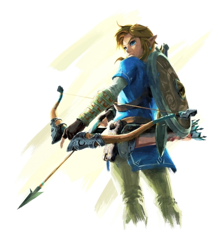 Today Nintendo gave fans just a taste of how The Legend of Zelda: Breath of the Wild takes the franchise to new heights. (Graphic: Business Wire)