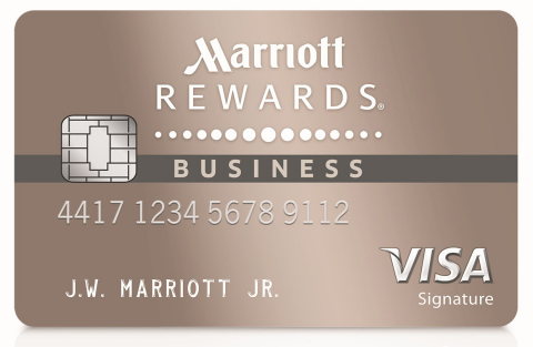 Small business owners realize benefits in taking vacations but marriott rewards premier business credit card graphic business wire reheart Gallery