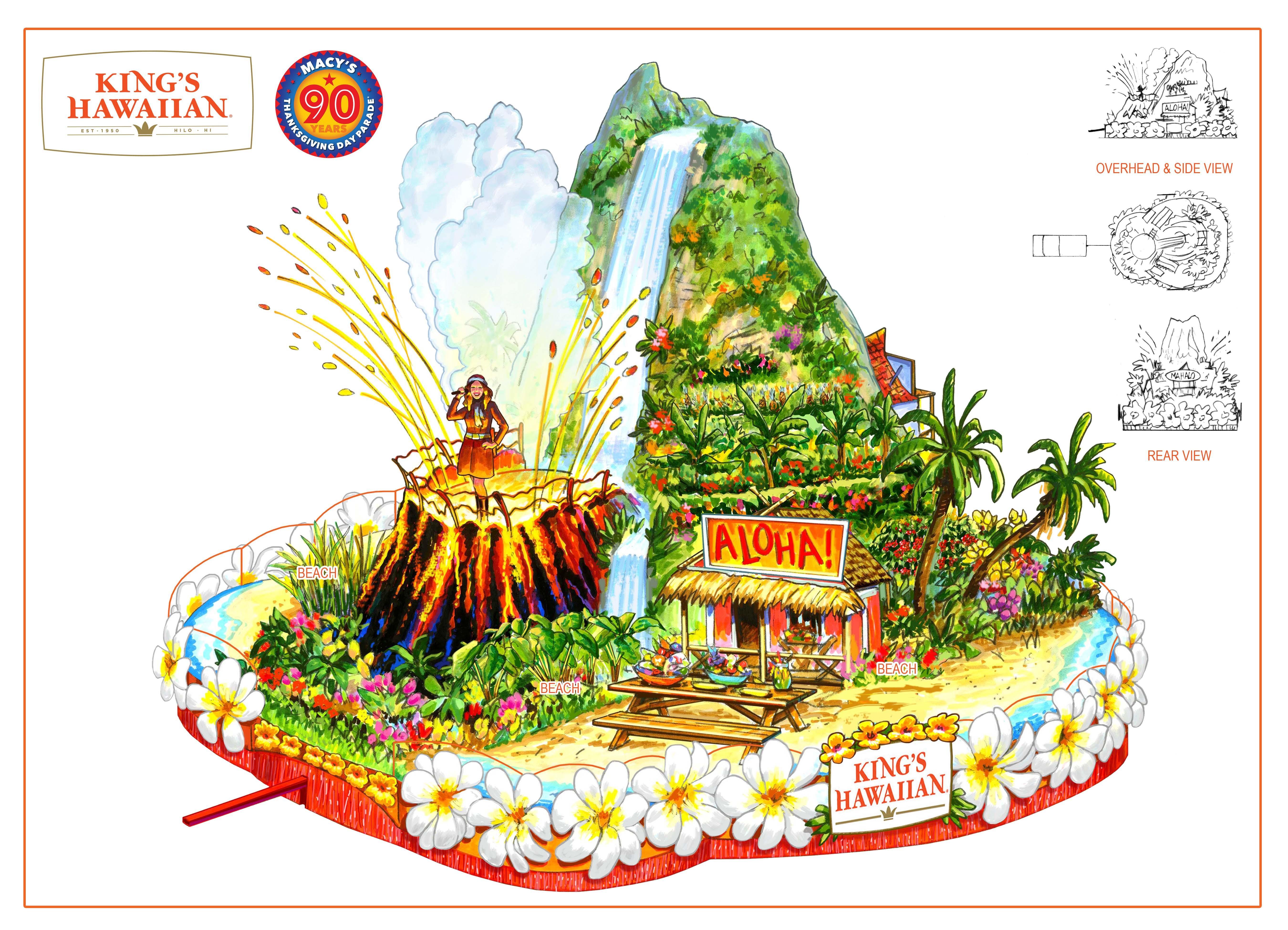 King\'s Hawaiian® and Macy\'s Partner to Bring the Aloha Spirit to an ...