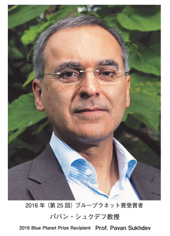 Pavan Sukhdev (India)