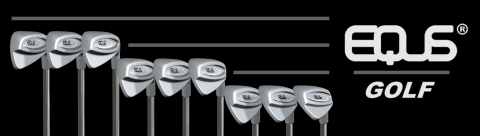"EQUS Golf, ""the next evolution in single length golf clubs,"" debuts this fall. (Photo: Business Wire)"