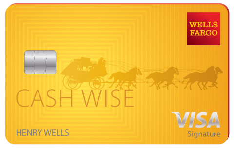 Customers earn more cash rewards with wells fargos cash wise visa download small reheart Choice Image