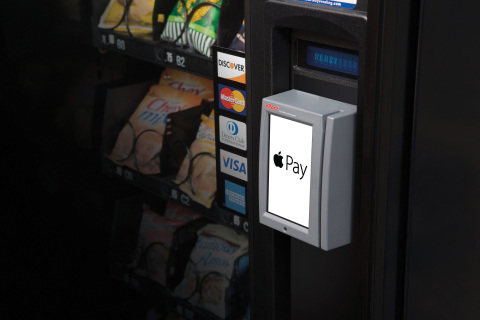 ePort Interactive Apple Pay screen. (Photo: Business Wire)
