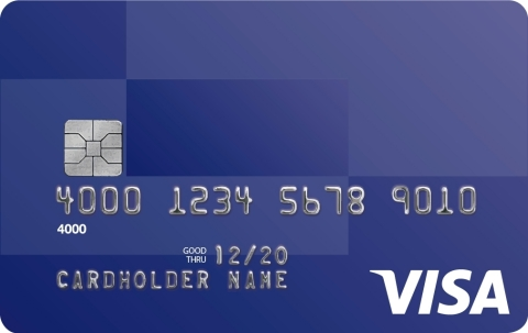 Chip card technology helps prevent fraud the results from data compromises. (Photo: Business Wire)