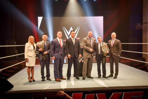 WWE ushered in a new era in China today, announcing an exclusive multi-year content distribution agr ...