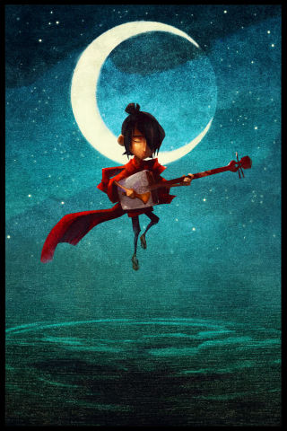 """Kubo and the Two Strings"" Courtesy LAIKA, LLC"