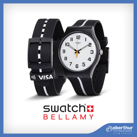 Swatch Bellamy by Swatch (Photo: Business Wire)