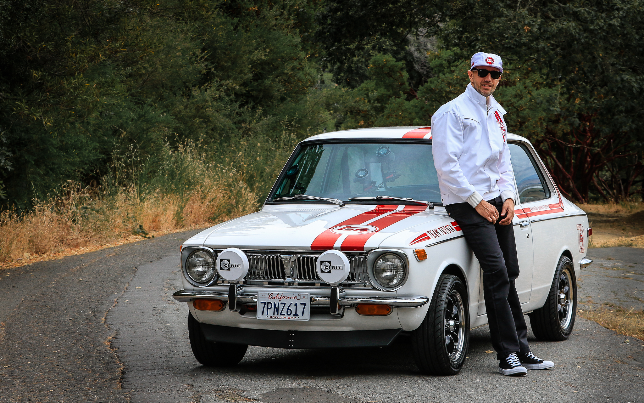 Classic Toyota Corolla Debuts In The Coast To The