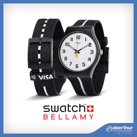Swatch Bellamy by Swatch (Photo: Business Wire)