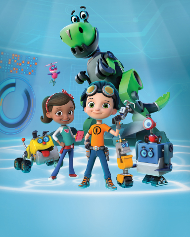Rusty Rivets (Photo: Business Wire)