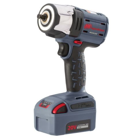 new ingersoll rand iqv20 w5132 impactooltm is most powerful cordless 3 8 impact wrench. Black Bedroom Furniture Sets. Home Design Ideas