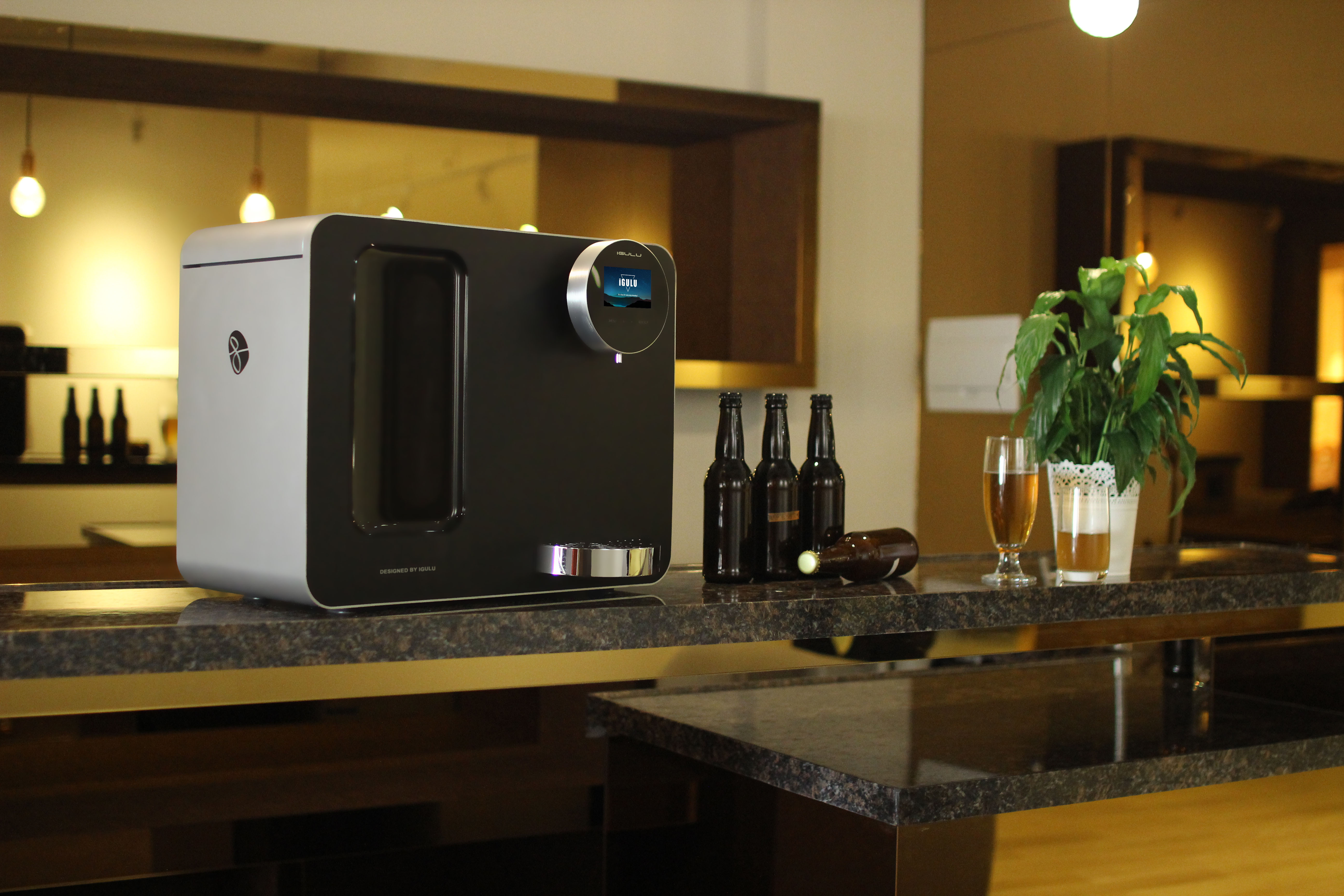igulu introduces home brewery system with launch of indiegogo indemand campaign business wire - Home Brewery Design