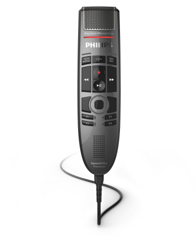 Philips SpeechMike Premium Touch (Photo: Business Wire)