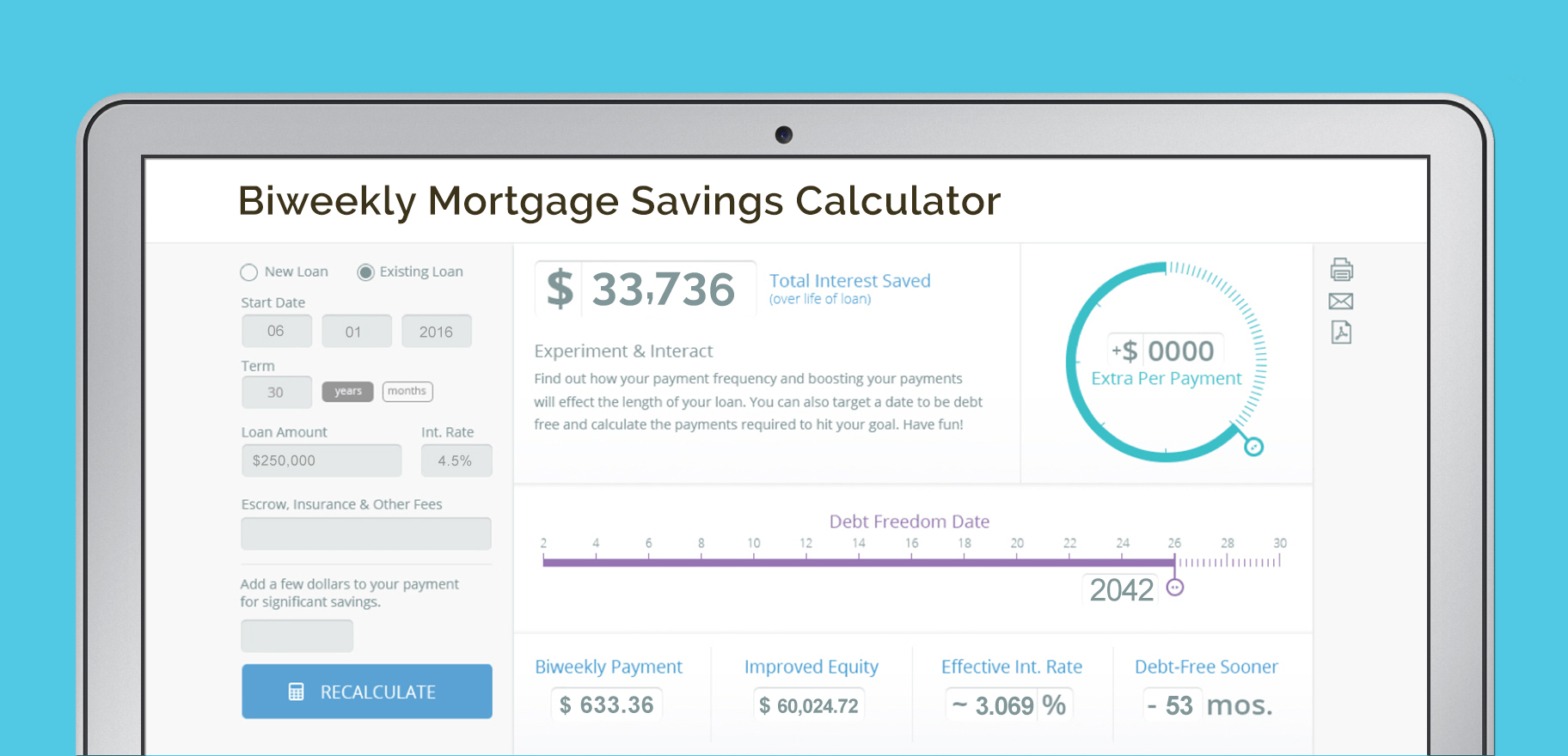 Autopayplus redefines the crowded online mortgage calculator space full size greentooth Choice Image