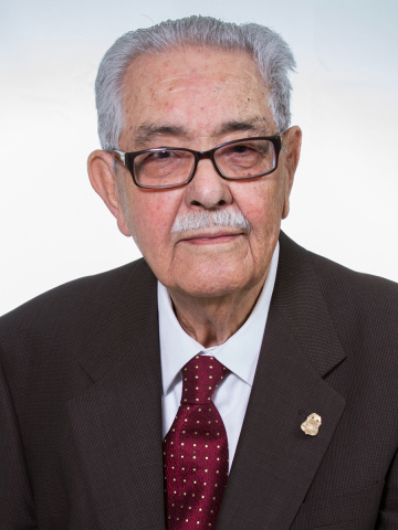 José Luis Carrera, Sr., First Credit Union board chairman, passed away June 2, 2016. (Photo: Business Wire)