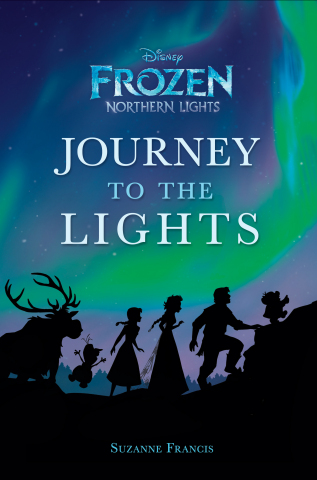 Disney Frozen Northern Lights: Journey to the Lights published by Random House (Photo: Business Wire)