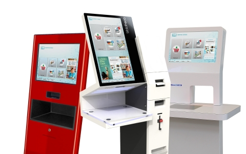Expanded quickConnect™ software on all self-service products, designed to maximize your impact while you have their attention (Photo: bibliotheca)