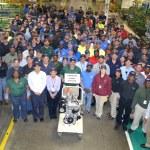 2015 Toyota Motor Manufacturing Alabama (TMMAL) - 4 Millionth Engine Line-Off Celebration (Photo: Business Wire)