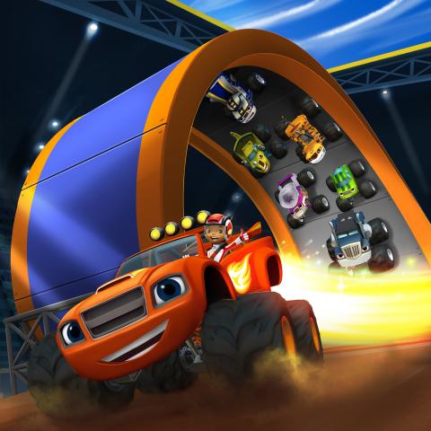 Nickelodeon's Blaze and the Monster Machines
