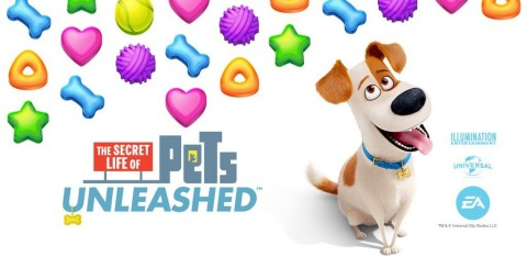The Secret Life of Pets: Unleashed available now on mobile devices (Photo: Business Wire)