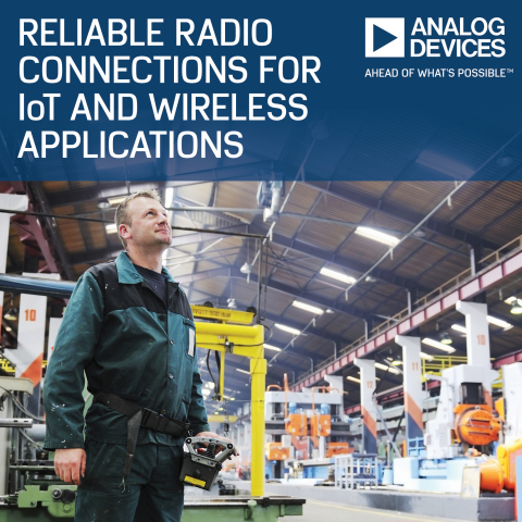 Transceiver Provides Reliable Radio Connections and Extended Battery Life for IoT and Other Wireless Applications (Photo: Business Wire)