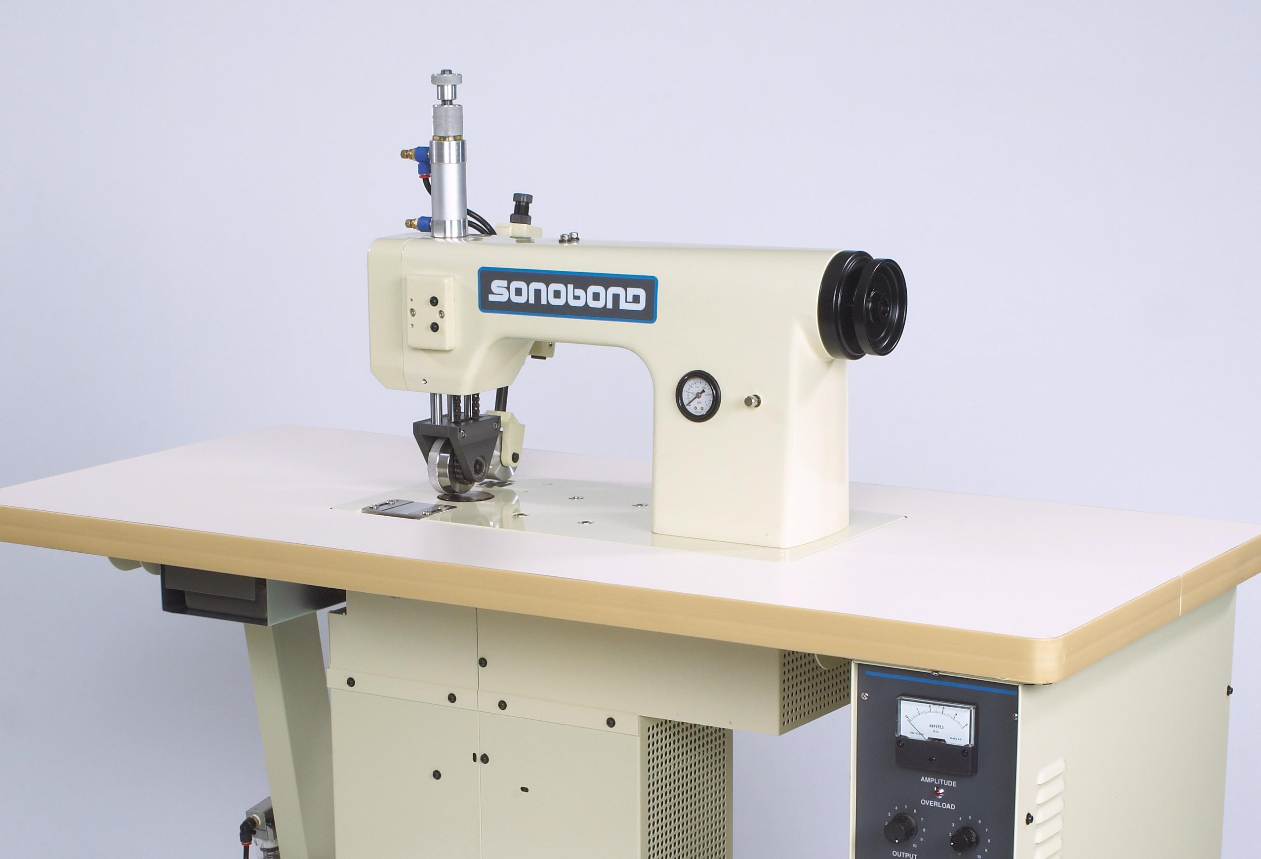 canine protective vest company chooses sonobond ultrasonics