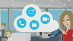 QX Boost for Skype for Business gives you the unified view of the network and application you need to deliver an exceptional Quality of Experience. (Video: Business Wire)