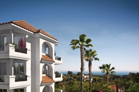 Located on a 10-acre gated reserve just a short ride from Zuma Beach, Cavalleri will comprise 68 residences that will exude Spanish Revival charm while meeting the needs of modern-day life by balancing functionality with stylish interiors. (Photo: Business Wire)