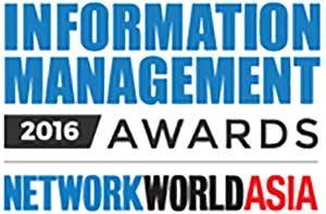 Ixia Wins 2016 NetworkWorld Asia Information Management