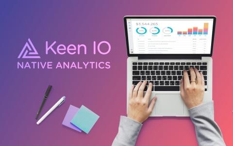 Keen IO Native Analytics (Graphic: Business Wire)