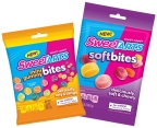NEW from SweeTARTS: Perfectly tiny and tangy SweeTARTS Mini Gummies and melt in your mouth SweeTARTS Soft Bites. (Photo: Business Wire)